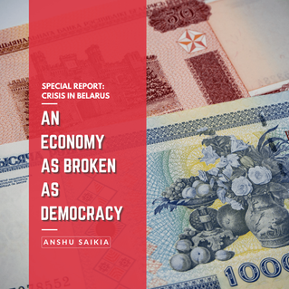 An Economy As Broken as Democracy