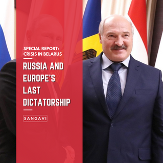 Russia and Europe's Last Dictatorship
