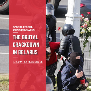 The Brutal Crackdown in Belarus