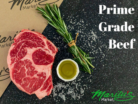 "Did you know that not all Prime Rib is ""Prime""?"