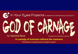 Yasmina Reza's God of Carnage