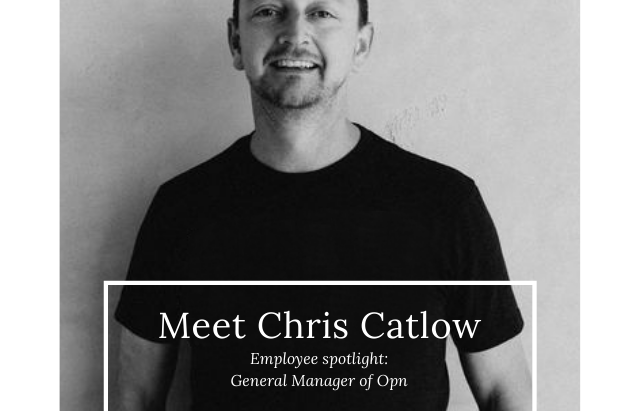 Be Bold: Meet Chris!