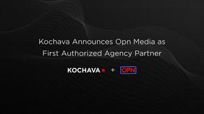 Kochava Announces Opn Media As First Authorized Agency Partner