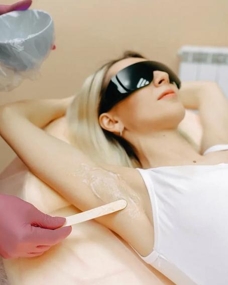 Альтернатива бритве - лазерная эпиляция