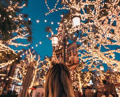 Ήταν Χριστούγεννα όταν έφυγες
