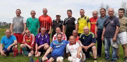 Футбольне свято в Аполлонівці