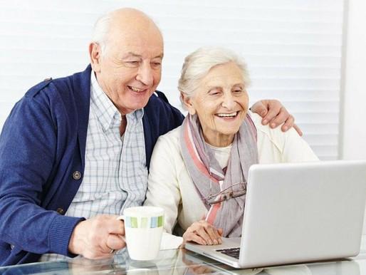 Електронні послуги сільським пенсіонерам