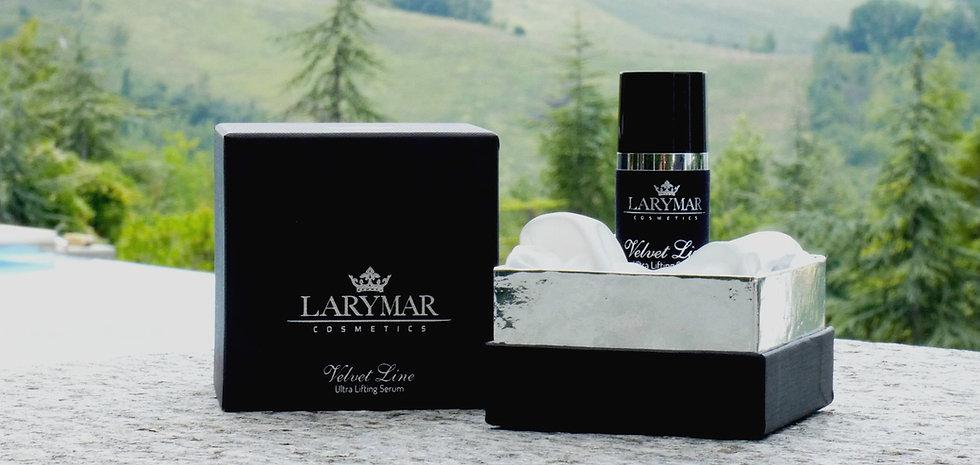 larymar ultra lifting serum luxury cosmetics lifting antiage made in italyù