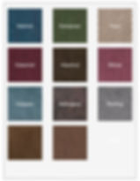 liftchair color swatches