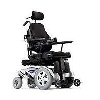 power chair and rehab chair