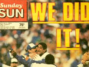 WE DID IT! Toronto Blue Jays Dream Team (1977 - Present)