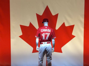 The Red Sunday Hoser Jerseys (And A Look At All The Shitty Blue Jays Jerseys And Logos From The &#39