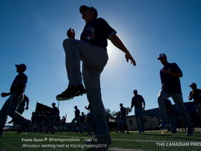 Frank Gunn's Spring Training Blue Jays Photos Are Seriously Awesome!