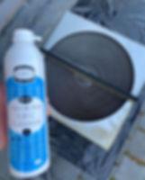 Lämmöntalteenottokenno ja desinfiointiaine