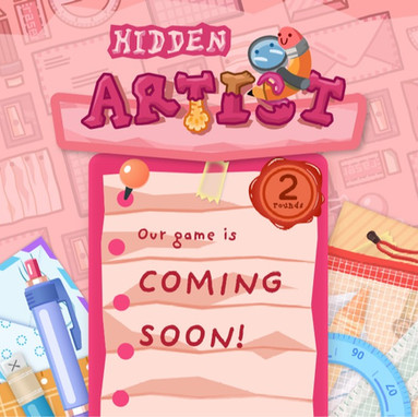 HIdden Artist (under development)