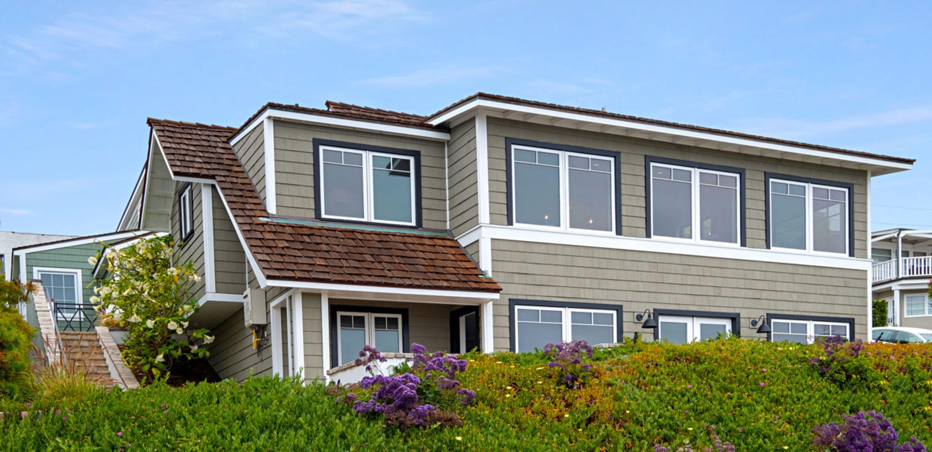 Restored Original Home  c1883