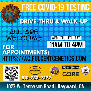 COVID-19 TESTING @ GTI