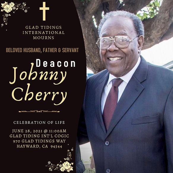 DeaconJohnnyCherry - Announcement.jpg