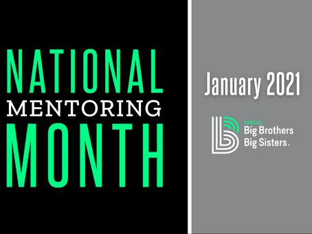 National Mentoring Month 2021: Celebrating the Power of Mentorship