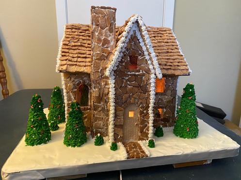 Enchanted Stone House