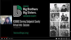 KSBBBS Provides Virtual Learning Options for Potential Volunteers