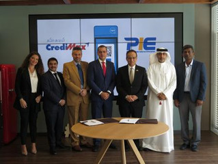 CrediMax partners with payment international enterprise (PIE) to incorporate maxwallet QR payments