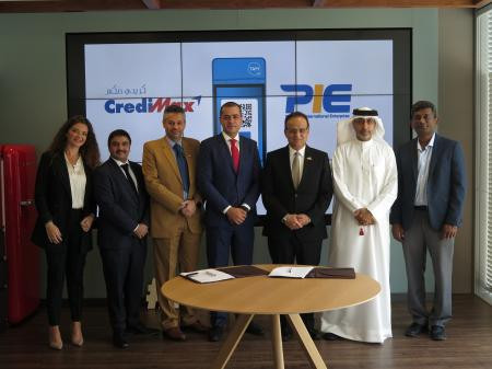 CrediMax partners with payment international enterprise (PIE)