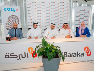 AIB-Bahrain signs partnership agreement with Eazy Financial Services to join 'EazyNet™' as a Member
