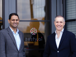 AI-powered InsurTech, Zesty.ai Closes Series A Funding of US$ 13 Million