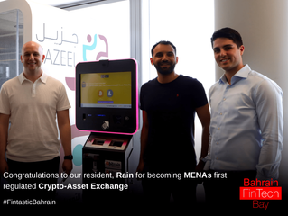 Middle East's First Licensed Crypto Exchange 'Rain' is Live