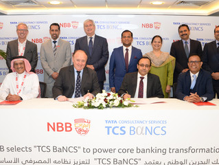 NBB signs up TCS for core banking solutions
