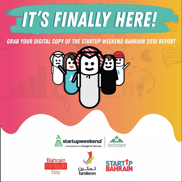 What went down at Startup Weekend Bahrain 2018? Read all about it in