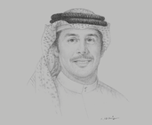 Encouraging competition: Khalid Al Rumaihi, Chief Executive, Bahrain Economic Development Board (EDB