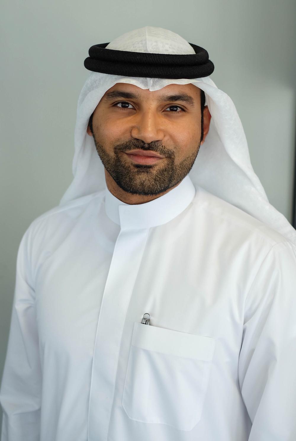 Khalid Saad, CEO of Bahrain FinTech Bay