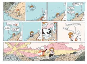 Leon MARET Léon maret bd illustration bande-dessinée bédé course de bagnole
