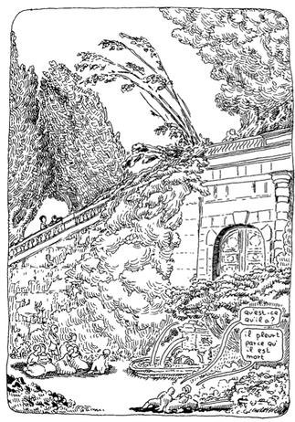 Leon MARET Léon maret bd illustration bande-dessinée bédé laisse faire les sphères