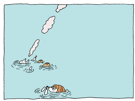 Leon MARET Léon maret bd illustration bande-dessinée bédé .png