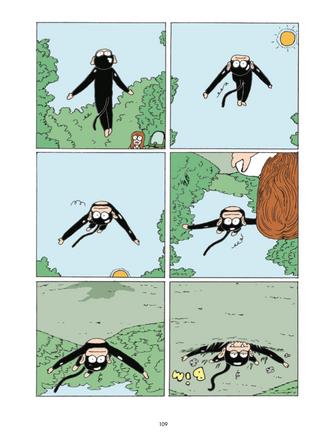 Leon MARET Léon maret bd illustration bande-dessinée bédé