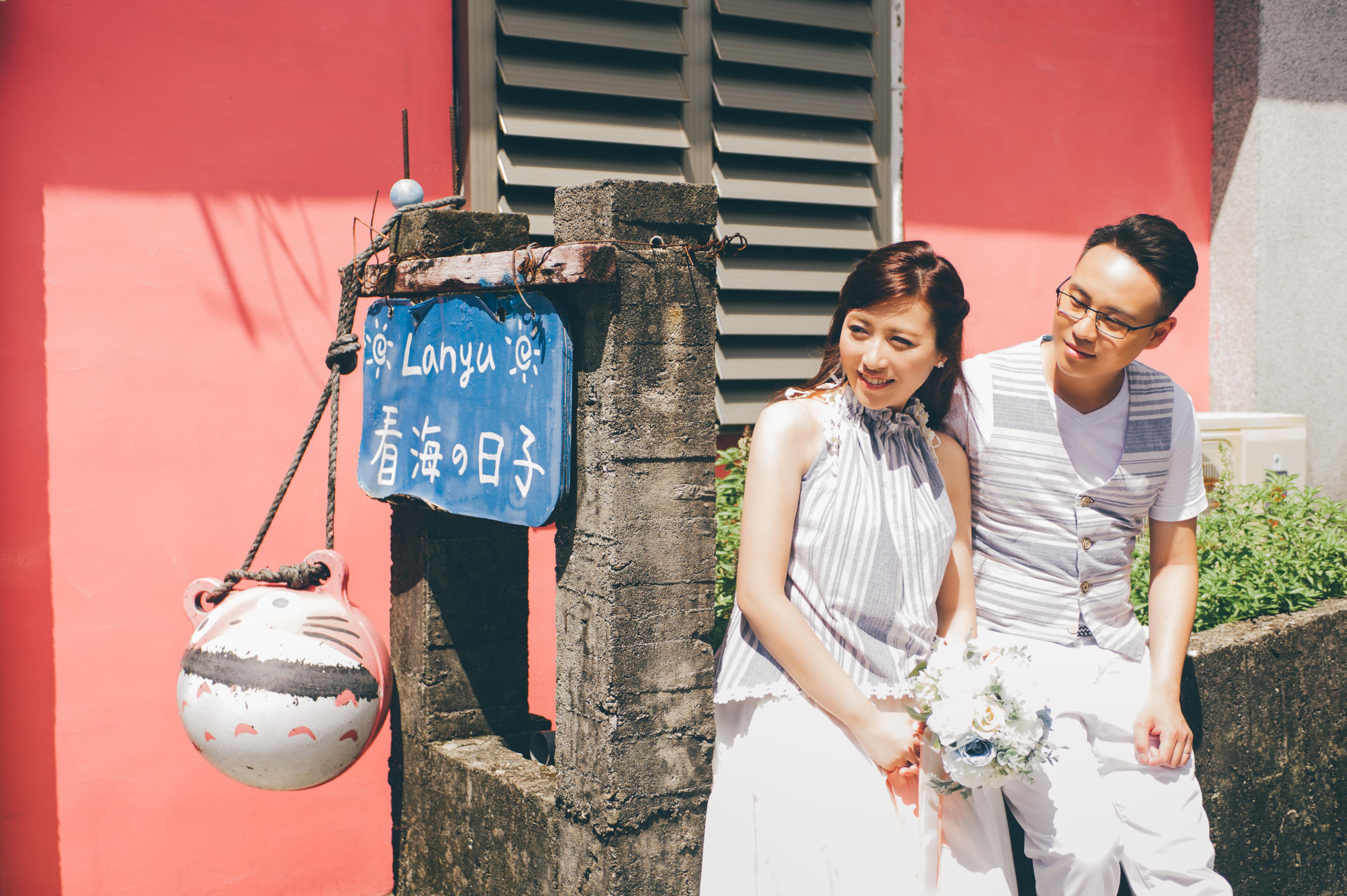 参拾伍號攝影棚-蘭嶼婚紗-Mono-18