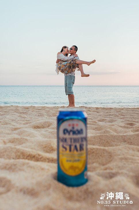参拾伍號攝影棚沖繩不能停-海外旅拍,沖繩旅拍,海外婚紗,輕婚紗