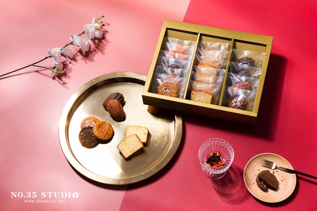 萬華美食-唯星蛋糕年節禮盒
