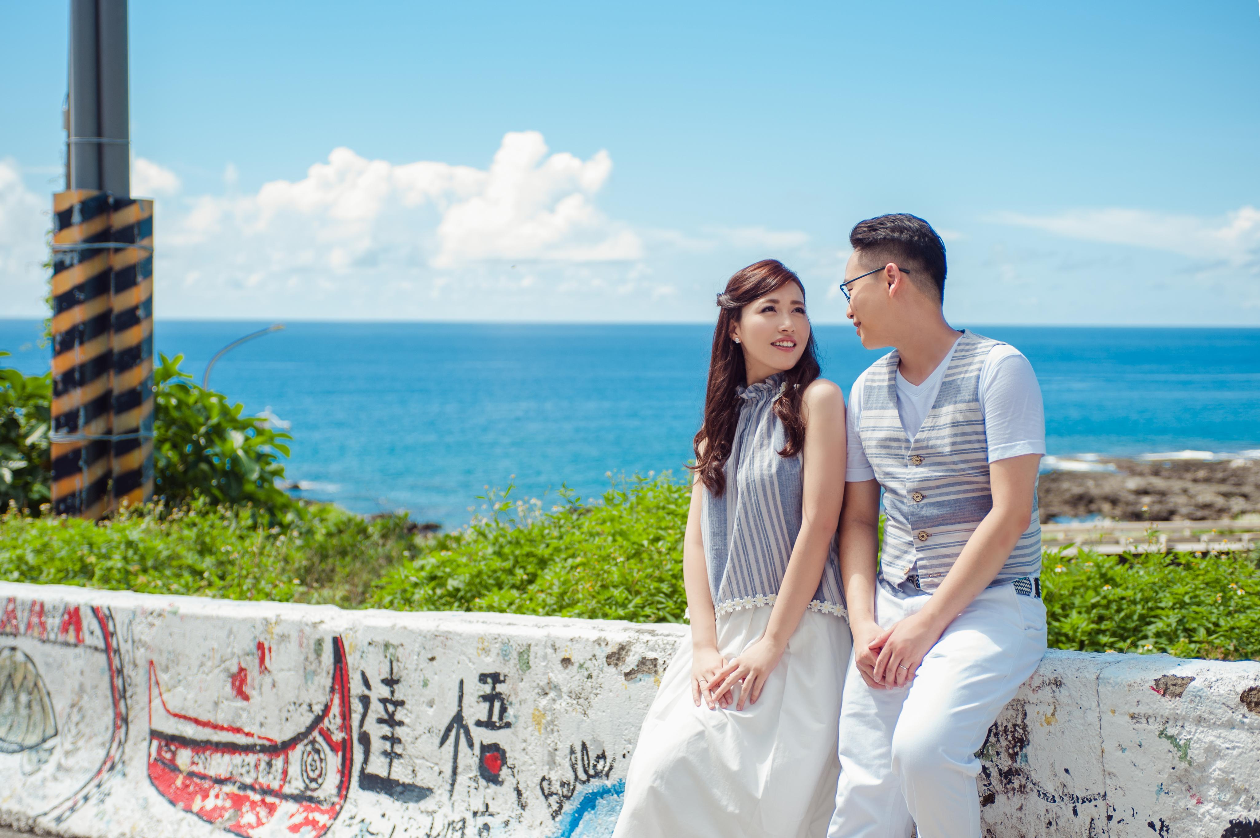 参拾伍號攝影棚-蘭嶼婚紗-Mono-22