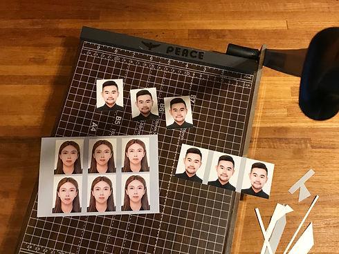 韓式韓風證件照 | 男神神風格,讓您出示證件很有自信|35STUDIO台北證件照推薦|2020要換新數位身分證|護照駕照健保卡美簽證識別證履歷照