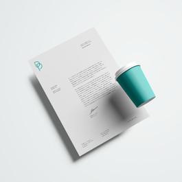 Danyel Poindexter: Logo Design