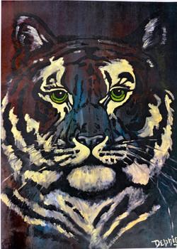 oil tiger