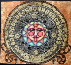 Ancient Symbol Spirit Board