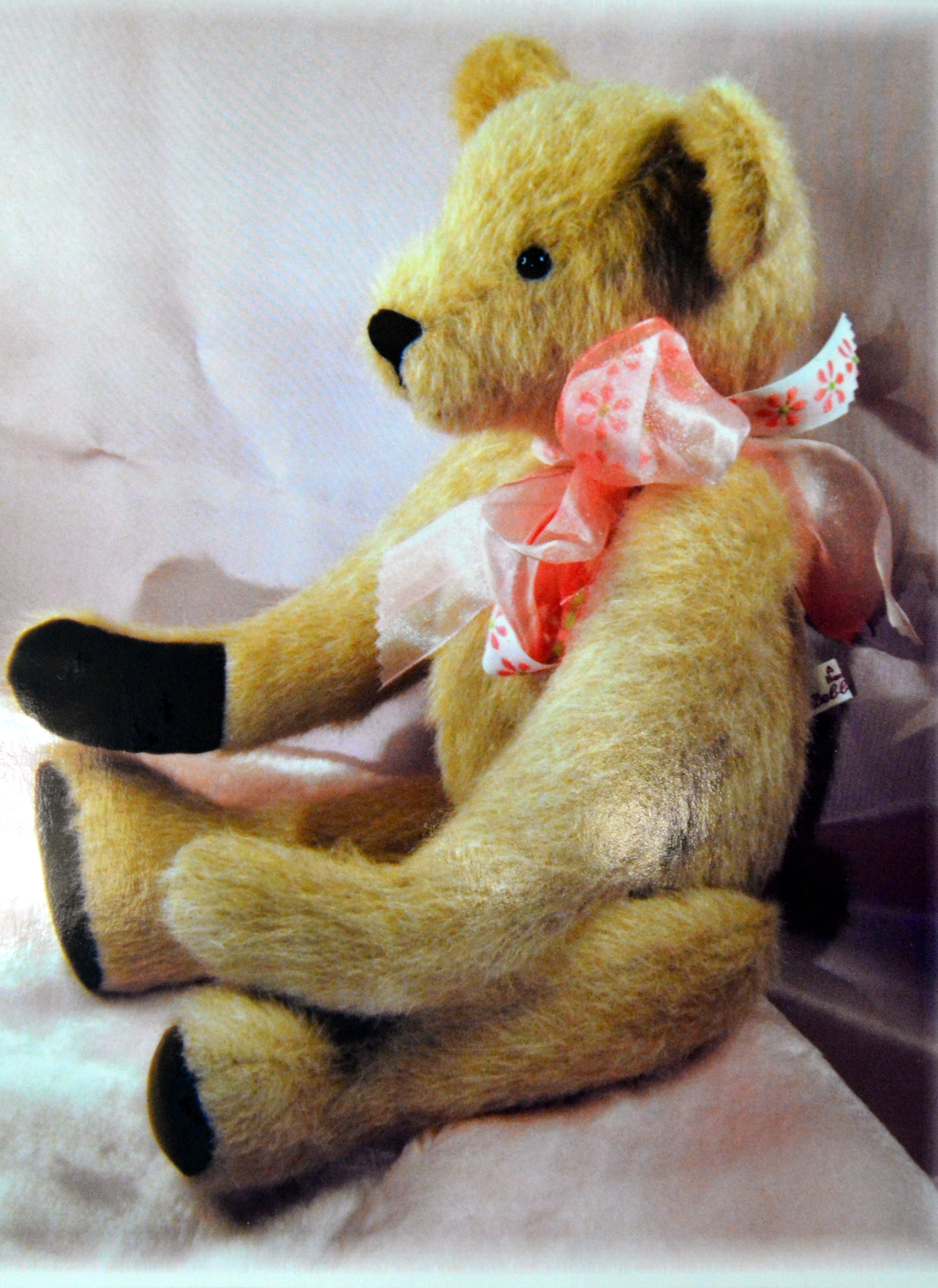 Mohair Teddy Bear