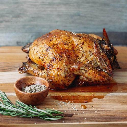 Roast Chicken Valentines Dinner