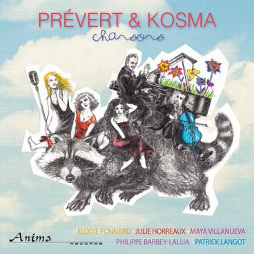 Chansons / Prévert & Kosma
