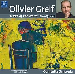 Olivier Greif - Quintette avec piano A T